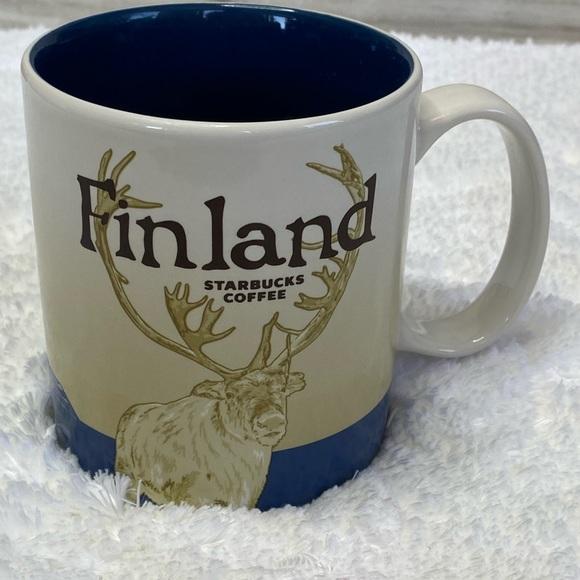 Starbucks Finland Global Icon City Collector Coffe